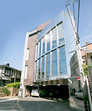 かなでるフォト福岡 スタジオ外観